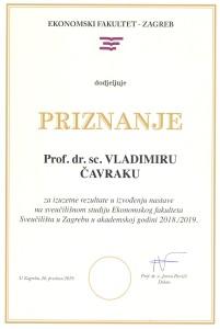 Priznanje_najbolji nastavnik_2019